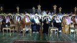 الشيخ أحمد العبيكان يفتتح متحف وديوانية الشيخ علي بن جهز (التراثي بأم الدوم)