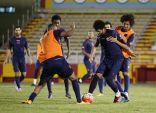 """البرازيلي """"الكساندرجالو """" يفرض حصتان تدريبية يومياً للتعرف على لاعبي القادسية"""