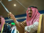 خادم الحرمين يرعى افتتاح «الجنادرية 32 » .. ويكرِّم  3 شخصيات وطنية بوسام الملك عبدالعزيز