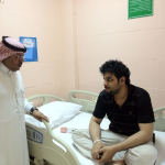 """إيقاف يمني بالقوة لتهريبه مجهولين من جنسيته بـ""""وادي الدواسر"""""""