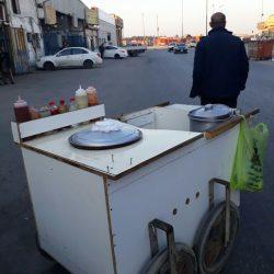 بلدية جوف بني هاجر تتلف 35 كلجم من المواد المضبوطة