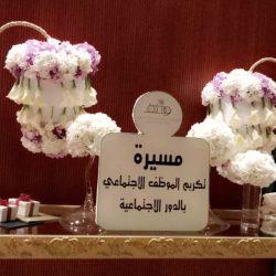 رئيس اتحاد الخليج الثقافي يلبي دعوة بني عبس
