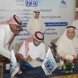 وكيل إمارة الباحة .. يطلق حسابات (شباب بني حسن) ويشهد توقيع الشراكات