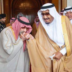 الملك سلمان: نتشرف بخدمة الحرمين وموقفنا ثابت تجاه الإرهاب والتطرف بكافة أشكاله