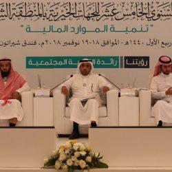 """معالي مدير جامعة الباحة يدشن حملة """"سجل وأنقذ حياة"""" للتبرع بالخلايا الجذعية"""