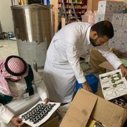 رد مهرب حاول خداع الجمارك الكويتية لتهريب كمية كبيرة من السجائر للمملكة