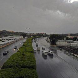 الأرصاد تنبه بهطول أمطار رعدية على محافظات مكة المكرمة الشرقية