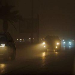 """""""الأرصاد"""": استمرار نشاط الرياح السطحية على الرياض والشرقية وعسير حتى مساء الأربعاء"""