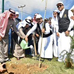 """الشيخ السديس يرعى الحفل الختامي لـ """"ملتقى جهود الملك سلمان"""""""
