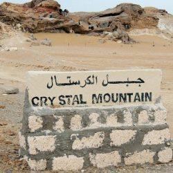 أندر كهوف العالم بالصحراء الغربية بمصر
