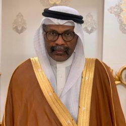 م . الزهراني يستضيف وزير الصحة الأسبق بمنزله بالمندق