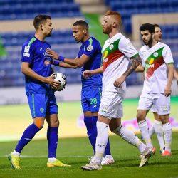 مواجهة العين وضمك تنتهي بالتعادل الإيجابي في دوري كأس الأمير محمد بن سلمان للمحترفين