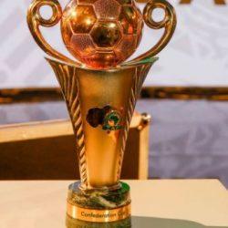 النيجيرية ميمي فواز والكاميروني ليونار شاتيلان يقدمان قرعة نهائيات كأس الأمم الإفريقية