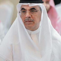 الأمير فيصل مشاركًا بمؤتمر بغداد .. والكاظمي يستقبله