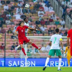 الغنام: مباراة الصين كانت صعبة.. والأهم النقاط الثلاث